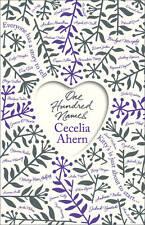 One Hundred Names by Cecelia Ahern (Hardback, 2012)