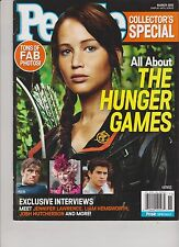 PEOPLE MAGAZINE COLLECTOR'S SPECIAL MARCH 2012, ALL ABOUT THE HUNGER GAMES