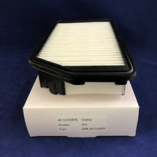 New G.K. Industries Hi-Flow Engine Air Filter Fits Kia Forte #: 28113-A5800