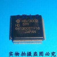 1pcs HITACHI HD6413002TF16 100-Pin TQFP MCU Integrated Circuit New Quantity-1