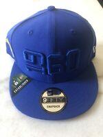 Los Angeles Chargers New Era Snapback Hat Cap 1960 Blue Nfl