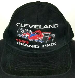 NO Racing 1999 Grand Prix Cleveland Firestar OSFA Black Hat