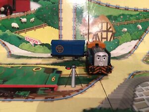 thomas the tank engine trackmaster trains Den & Tender