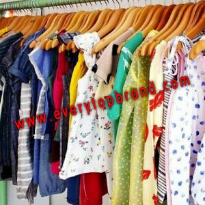 Wholesale Branded Clothing Job Lot Kids 25 KG All Season A Grade @ £5.95 KG