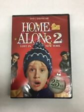 Home Alone 2: Lost in New York (DVD, 2015) NEW FREE SHIPPING!!