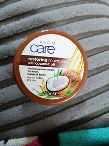 Avon Care Coconut Oil - Multipurpose Cream