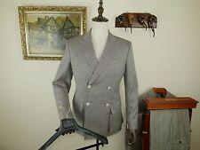 Nuevo con etiquetas Corneliani SPORT de abrigo Chaqueta 38UK R 48EU R Verano Peso Doble Abotonadura