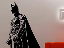 Batman Wall Decal Vinyl Sticker Comics Movie Superhero Art Room Bedroom Decor 2z