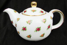 Old Country Rose teapot Royal Albert Doulton 4 cups