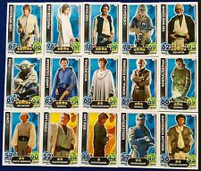 Force Attax - Star Wars Movie Card Serie 4 - 10 Basiskarten zum aussuchen