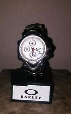 Oakley GMT Watch stainless