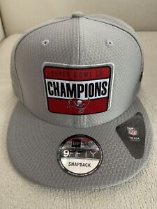 New Era Tampa Bay Buccaneers Super Bowl Parade Champs 9Fifty 950 Snapback Hat