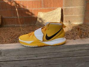 Nike Kyrie Low 3 TB Promo Men's Shoes Yellow/White CW4147 702