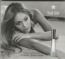 Beyonce True Star Tommy Hilfiger Sony Naive and Wishing on a Star CD New 2004