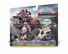 Skylanders SuperChargers Dual Pack#4 Bone Bash Roller Brawl & Tomb Buggy SHIP WW