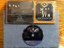 GROMS - ASCENSION 1994 1PR MINT! FUNERAL ANTESTOR ANAEMIA LENGSEL BLEAKWAIL