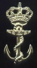 Baret- Pet Embleem KORPS MARINIERS - Nederland - Dutch Marine Corps Cap Insignia