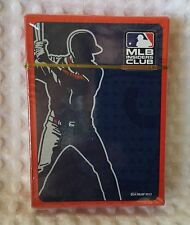 2012 MLB Insiders Club Major League Playing Cards Deck - Sealed