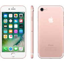 New listing Rose Gold Verizon Gsm Unlocked 32Gb Apple Iphone 7 Phone Jk14 B