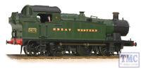 32-078 Bachmann OO Gauge Class 56XX Tank 5637 GWR Green