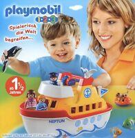 Playmobil 1-2-3 Katalog 2015 2016 Spielzeug Prospekt brochure toys catalogue