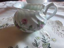 Milchkännchen rosa Rose Limoges France Haviland