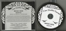 Magic Kids - Memphis CD 11 tracks True Panther Sounds US promo EX condition