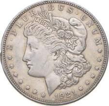 1921-D Morgan Silver Dollar - Last Year Issue 90% $1.00 Bullion *786