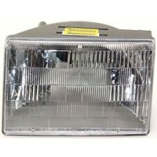 For Grand Cherokee 93-98, Driver Side Headlight, Clear Lens