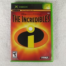 The Incredibles Microsoft Xbox Complete