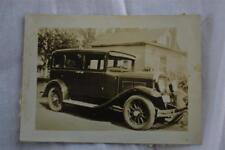 Vintage Car Photo circa 1930 Plymouth Sedan 838