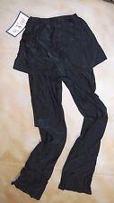 NWT Baltogs 8433 Ladies Medium Nylon Lycra Flare Leg Skirted Pants Dance Skants