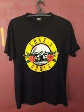 RARE GUNS N' ROSES WAS HERE 1987 CONCERT TOUR PROMO T-SHIRT
