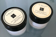 2 X JO MALONE BLACKBERRY & BAY + WOOD SAGE & SEA SALT BODY CREME DELUXE SET