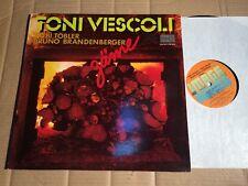 TONI VESCOLI / TÖBI TOBLER / BRUNO BRANDENBERGER - ZÄME - LP - IMAGE 1979