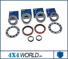 For Toyota Landcruiser HJ61 HJ60 Series Wheel Bearing Kits - 2 x Rear