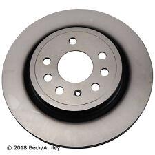 Disc Brake Rotor Rear Beck/Arnley 083-3268 fits 03-11 Saab 9-3