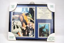 RARE! The Wizard of Oz WICKED WITCH Movie Double Matted Framed Picture Plaque