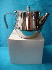 ATLANTIC TEA COFFEE POT 1000ml STAINLESS STEEL WITH INTERNAL STRAINER BOXED NEW