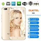 2GB+16GB Smartphone 13MP 4 Cámara Oukitel U22 3G 5.5'' Android 7.0 1.3GHz Movil