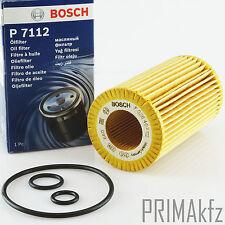 BOSCH F 026 407 112 Ölfilter Mercedes W176 W246 W204 S204 W205 906 W447 2143 ccm