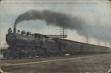 USA NEW YORK CENTRAL'S EMPIRE STATE EXPRESS MOST FAMOUS TRAIN IN THE WORLD 6230
