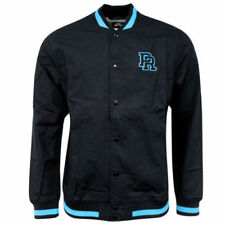 Cappotti e giacche da uomo bomber , harrington neri marca Nike