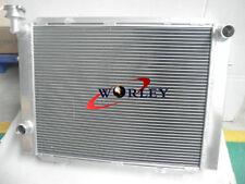 FOR HOLDEN VB/VC/VH/VK COMMODORE V8 1979-1986 Manual Aluminum Radiator MT