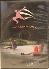 The Body Practice Series 1, 3 Dvd set yoga flow workout Steve Atlas fitenss