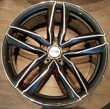 "Alufelgen Platin 76 8,5x20 ET35 5/112 VAG AUDI VW NEU OVP 20"" Grey Polish Alu 20"