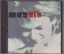 Paul Norton - Let It Fly - CD (Mushroom D30840 1992)