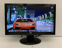 """HP S2031 20"""" Widescreen LCD Monitor 1600 x 900 (w Stand and Cables)"""