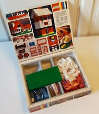 LEGO® 3 BASIC SET, VINTAGE (1973), 100% complete/box.
