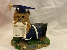 The Danbury Mint Collection Perpetual Calendar June Daschund Dog